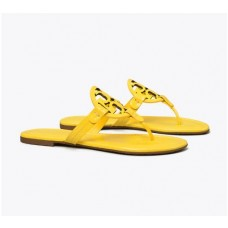 Discount Tory Burch Miller Sandal, Patent Leather On Sale