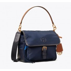 Discount Tory Burch Perry Nylon Crossbody Outlet Sale