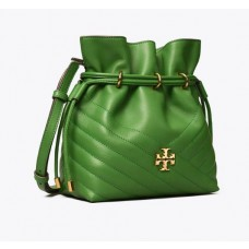 Wholesale Tory Burch Kira Chevron Mini Bucket Bag On Sale