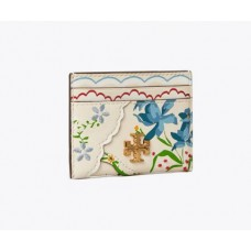 Wholesale Tory Burch Kira Mixed-Floral Card Case Sale Online